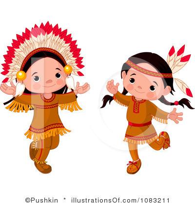 Native American Clip Art Animated.