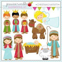 Nativity scene characters clipart 6 » Clipart Portal.