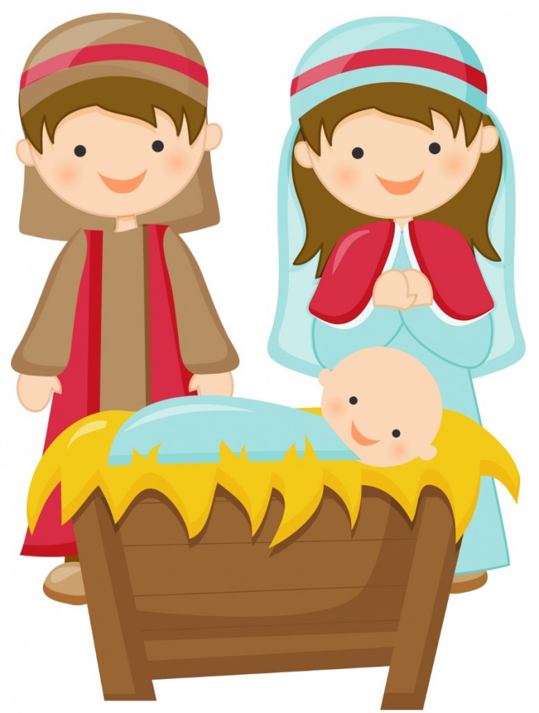 Free Nativity Clipart Pictures.