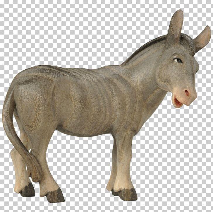Donkey Bethlehem Nativity Scene Mule Figurine PNG, Clipart.