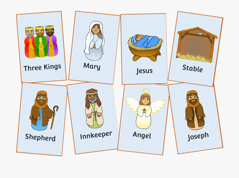 Nativity Picture Snap Cover , Transparent Cartoon, Free.