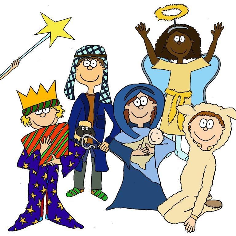 School Nativity.