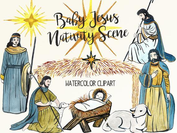 9 Baby Jesus.