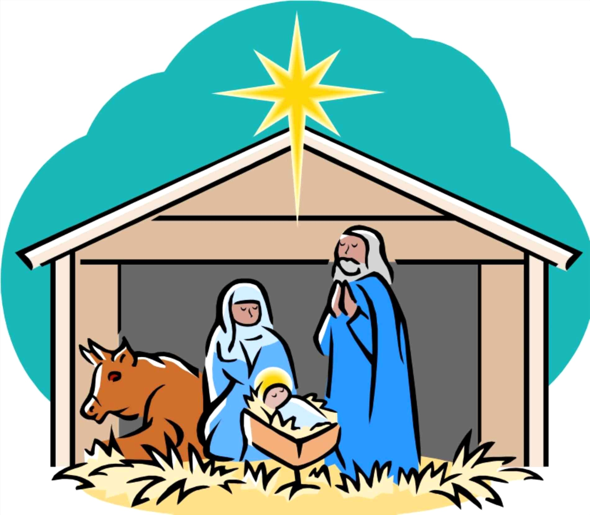 Nativity scene clipart free 4 » Clipart Station.