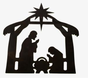 Nativity Scene PNG, Transparent Nativity Scene PNG Image.
