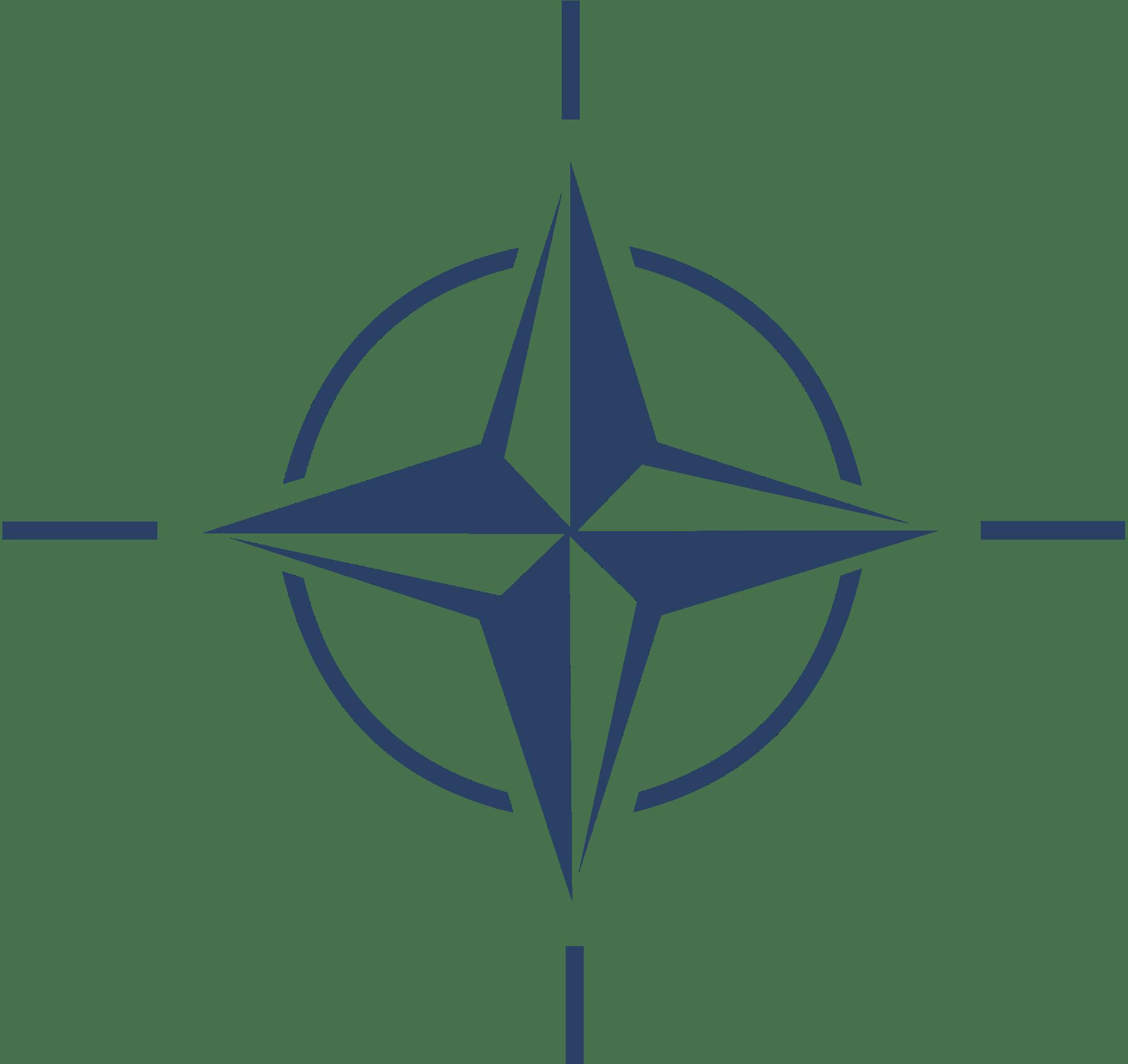 Nato Emblem transparent PNG.