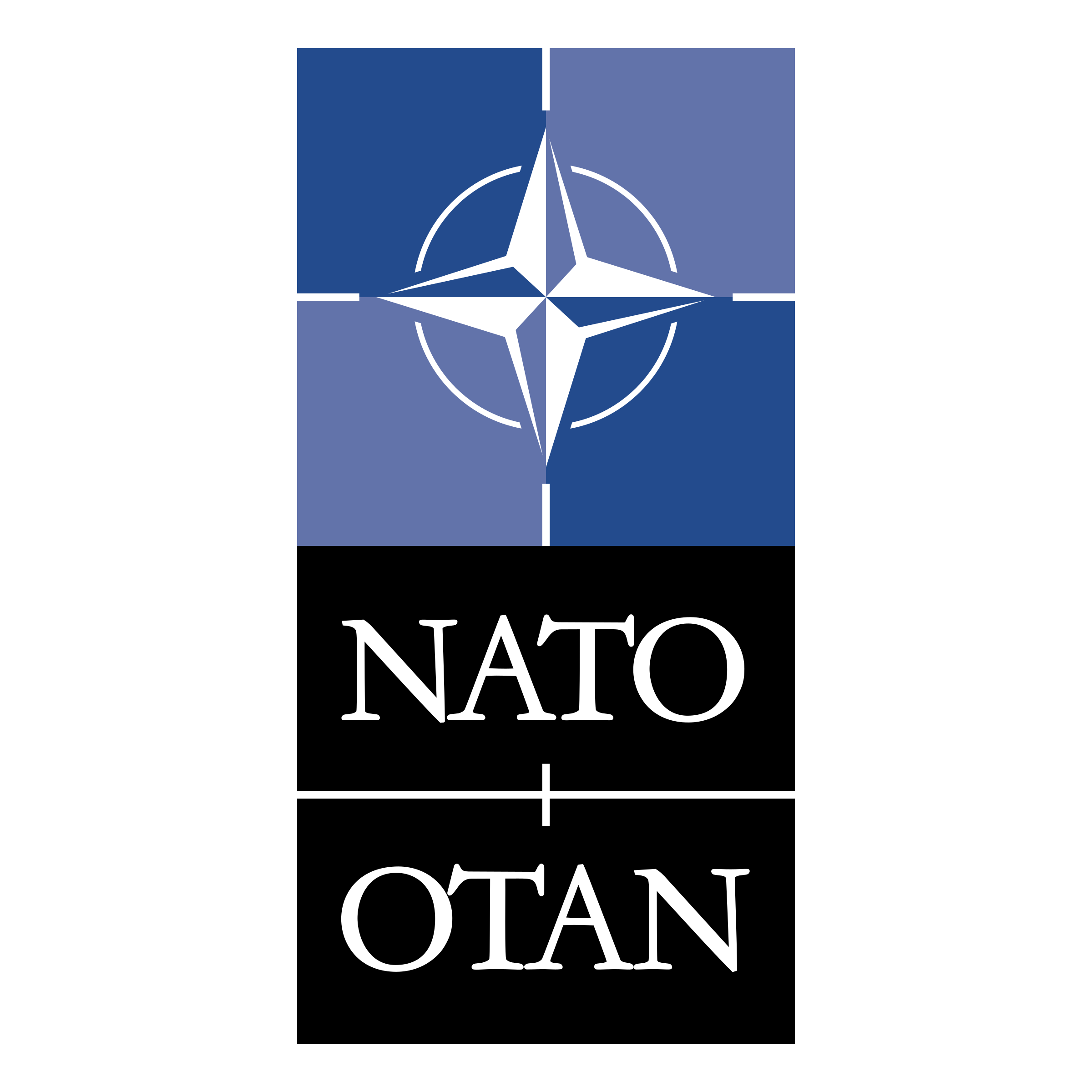 NATO Logo PNG Transparent & SVG Vector.
