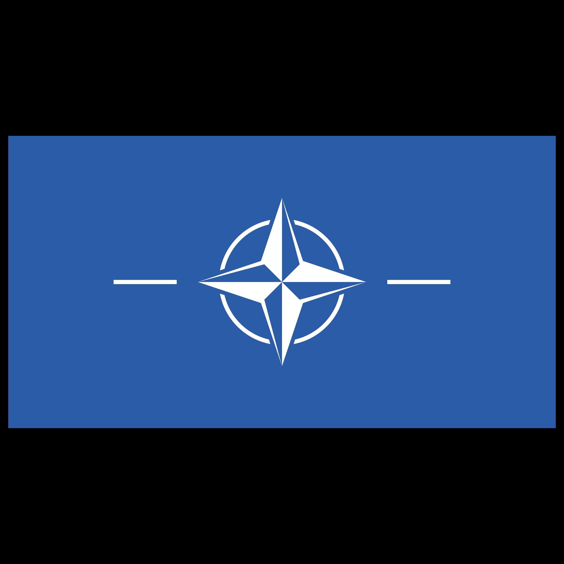 NATO Logo PNG Transparent & SVG Vector.