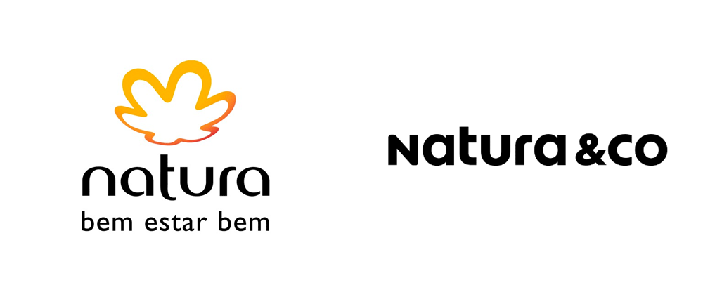 Brand New: New Logo and Identity for Natura &Co by Interbrand.