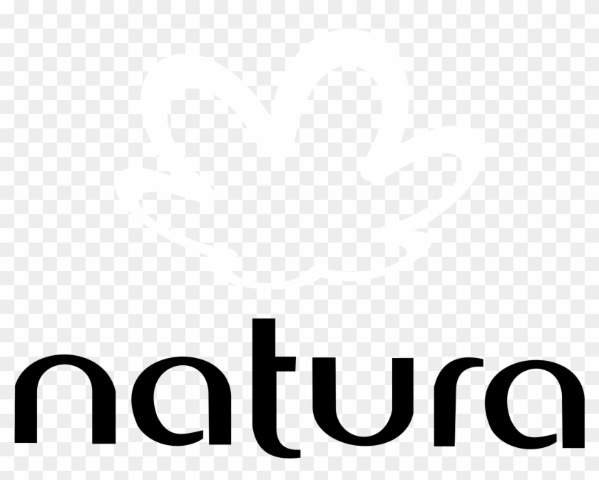 Natura Logo Black And White.