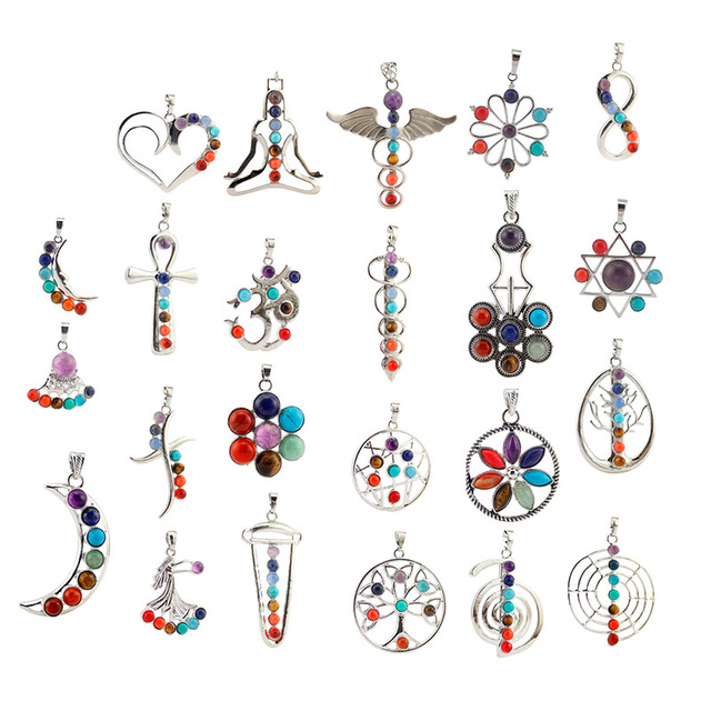 Online Buy Wholesale natural semi precious gems jewelry from China.