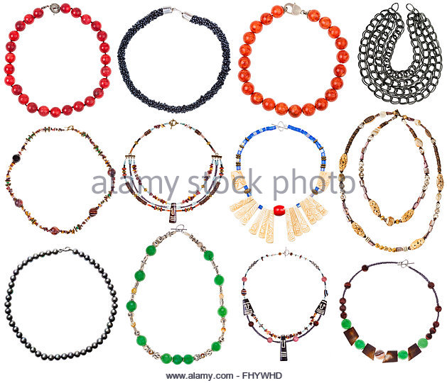 Coral Necklaces Stock Photos & Coral Necklaces Stock Images.