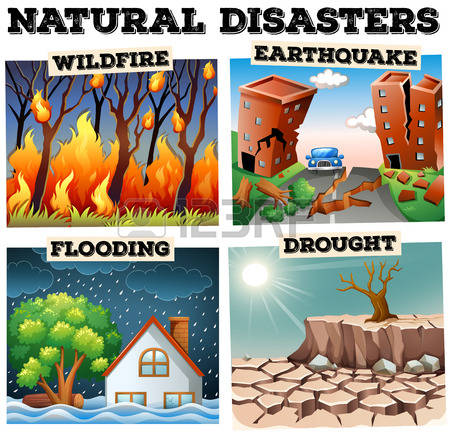 5,865 Natural Disaster Stock Illustrations, Cliparts And Royalty.