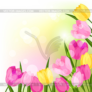 Clipart of natural flowers.