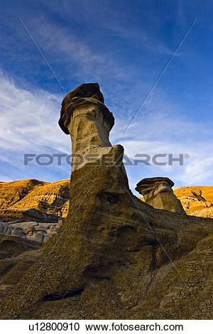 Stock Photography of Natural formations u12800910.