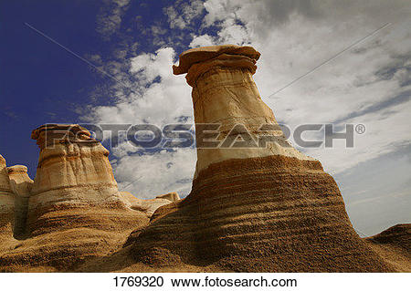 Stock Photography of Natural formations 1769320.