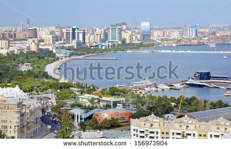 Baku View Stock Photos, Images, & Pictures.