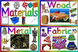Used Materials Clipart.