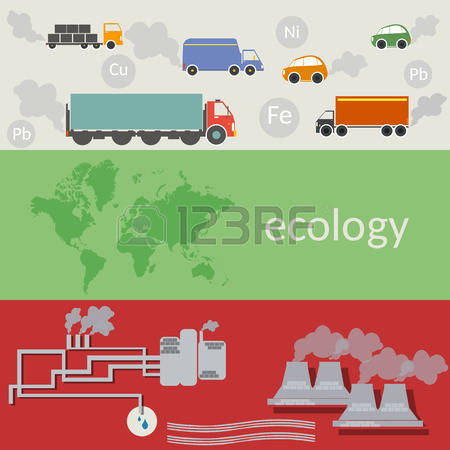 14,213 Natural Pollution Stock Vector Illustration And Royalty.