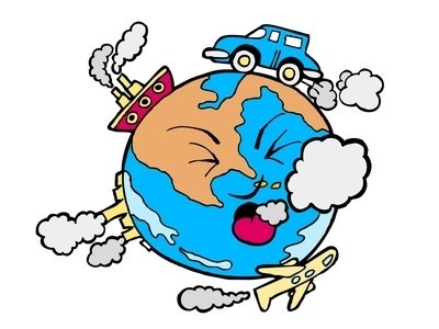 What are the causes of air pollution?.