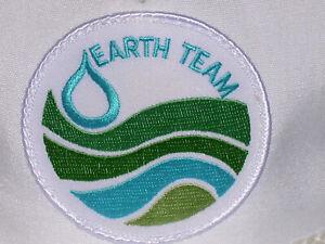 Details about Vtg Earth Team Patch Hat Cap USDA Natural Resources  Conservation Service Hip Hop.