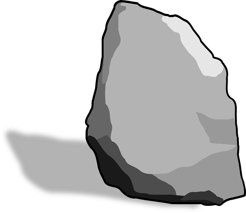 Free vector graphic: Stone, Rock, Natural, Hard, Mineral.