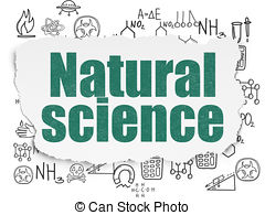 Natural science clipart.