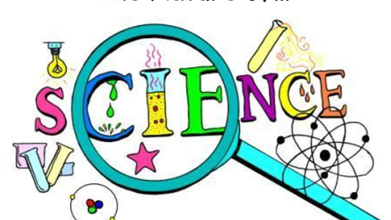 The Natural Of Science Animation Cartoon.