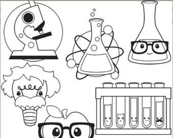 Natural Sciences Clip Art.