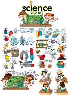 Sciences Clipart.