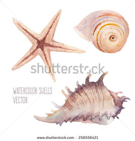 Watercolour Clip Art Stock Photos, Royalty.