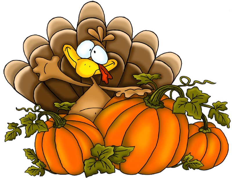 Thanksgiving Turkey PNG Clipart.