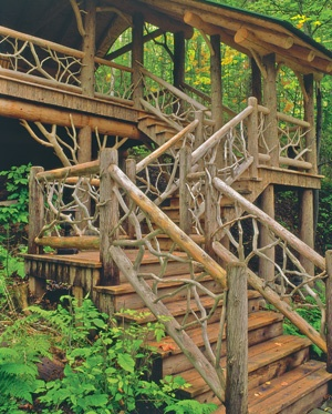 17 Best ideas about Wood Handrail on Pinterest.