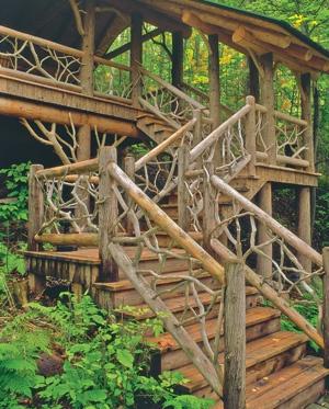 17 Best ideas about Wood Handrail on Pinterest.