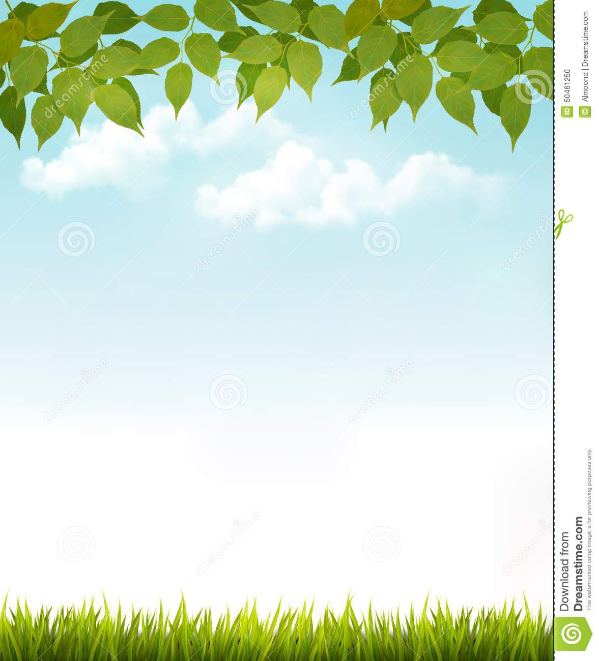 Nature background clipart 8 » Clipart Station.