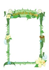 Nature Frames and Borders.