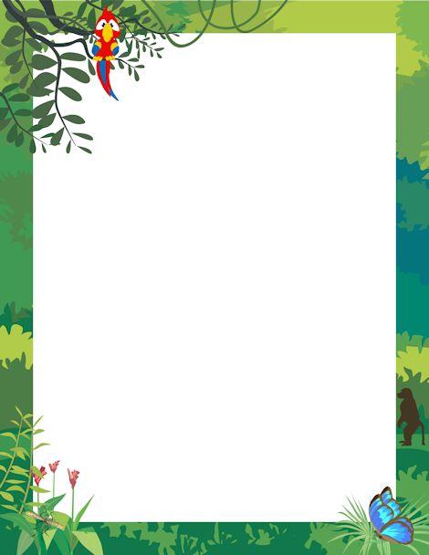 nature border design clipart Clipground