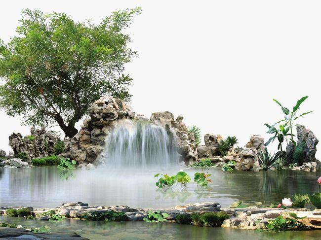 Waterfall in 2019.