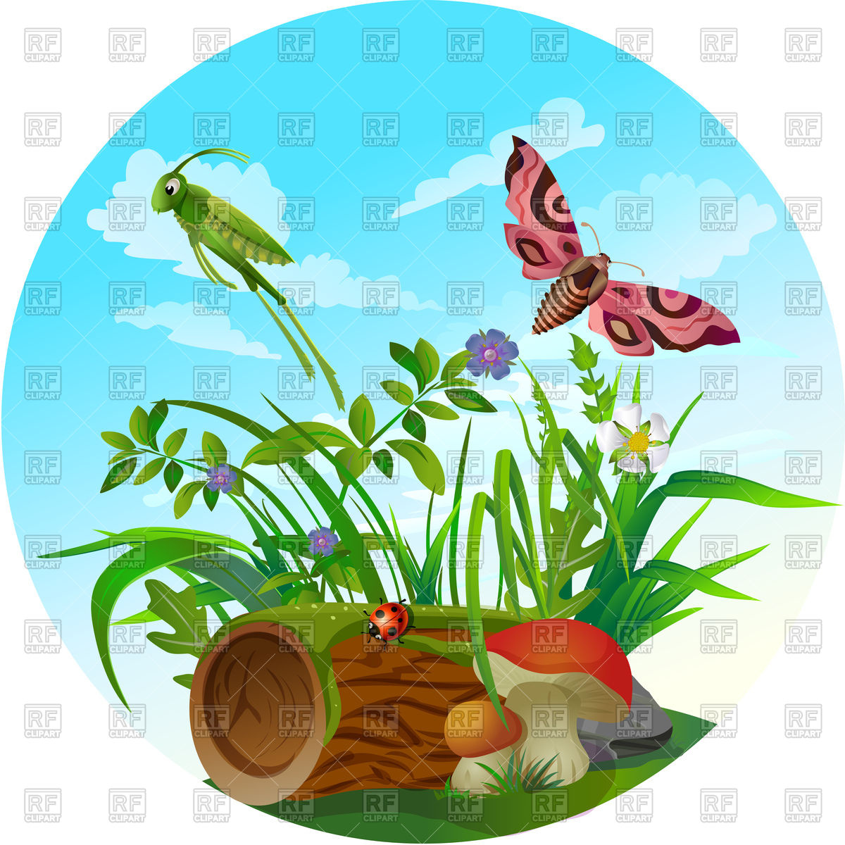 Nature clipart life, Nature life Transparent FREE for.