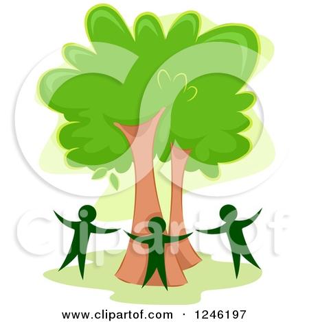 Nature Conservation Clipart.
