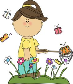 Nature Walk Clipart.