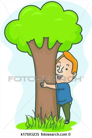 Nature Lover Clipart.