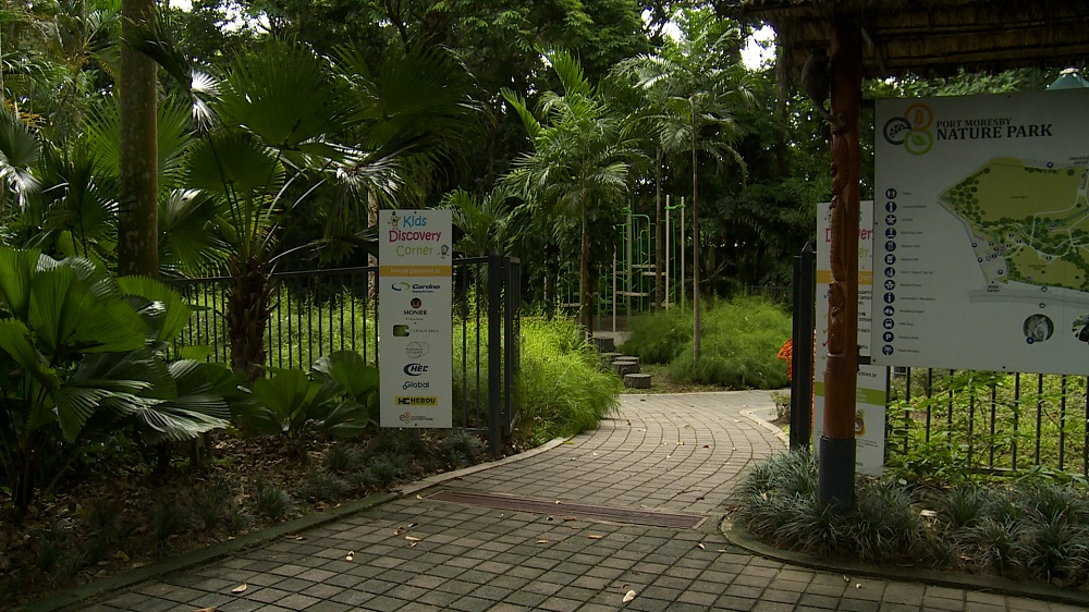 "Port Moresby Nature Park launches ""Love Your Park."