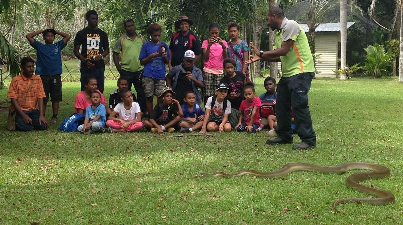 Nature Park to hold Cultural Week program.