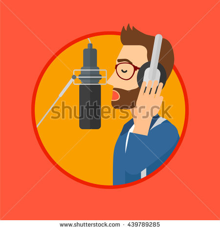Recording Stock Images, Royalty.