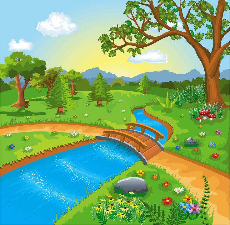 Nature Clipart Images.