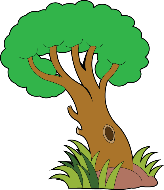 Free Clip Art Nature Trees Tree 2 #yj4GK4.