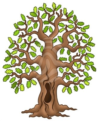 Clipart nature tree.