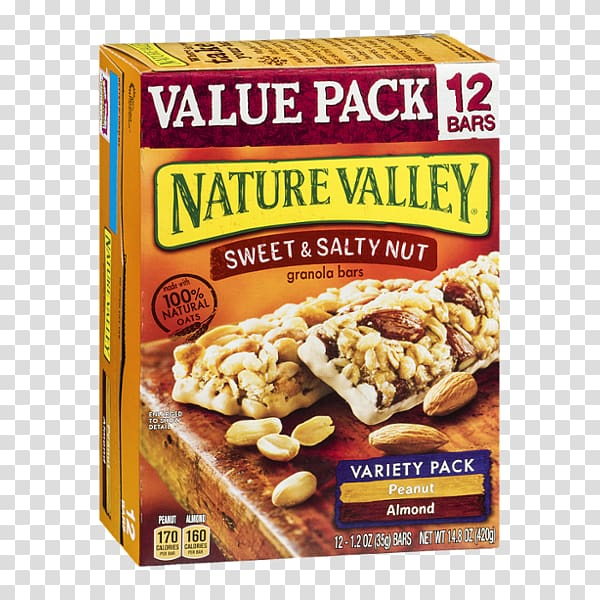 Breakfast cereal General Mills Nature Valley Granola Cereals.