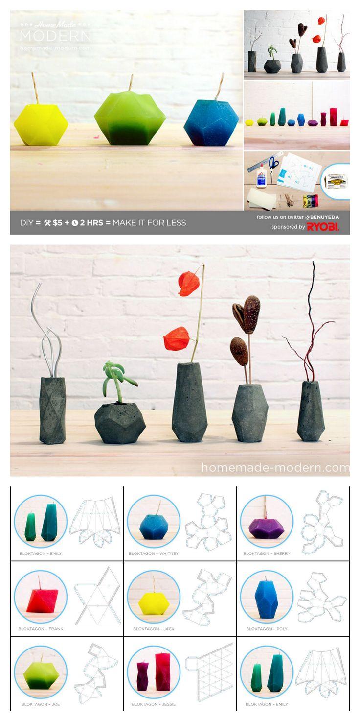 1000+ images about Concrete planters on Pinterest.
